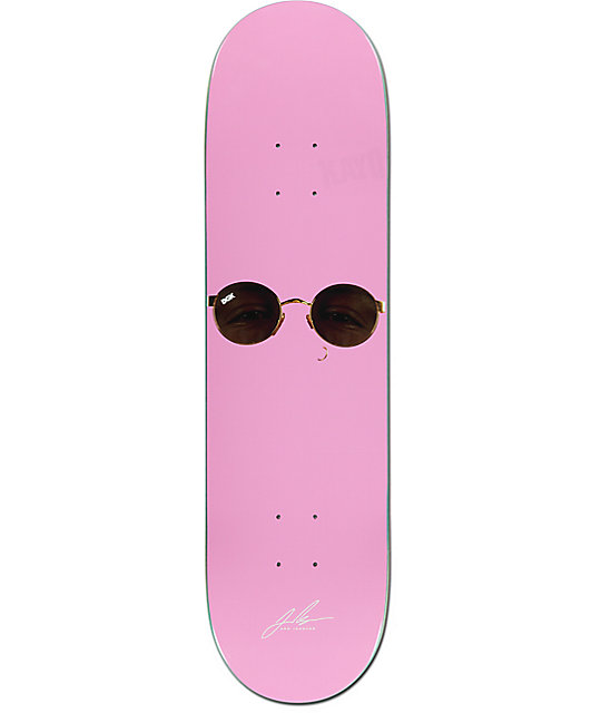 "DGK Boo Shades 8.25"" Skateboard Deck"