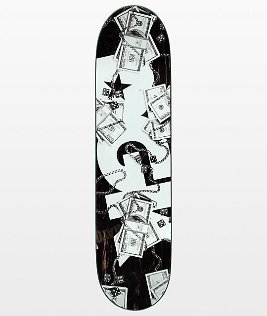 "DGK Come Up 8.25"" Skateboard Deck"