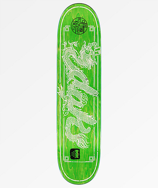 "DGK Dragon 8.06"" Skateboard Deck"