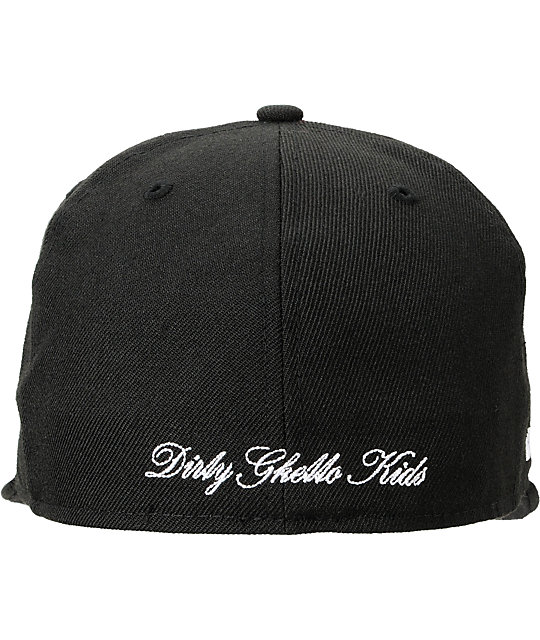 DGK Eyes Black Hat