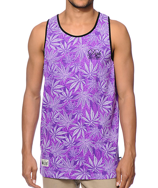 DGK Home Grown Plant Tank Top