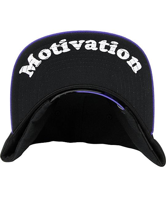 4b9f5626b65 ... DGK I Love Haters Black   Purple Snapback Hat
