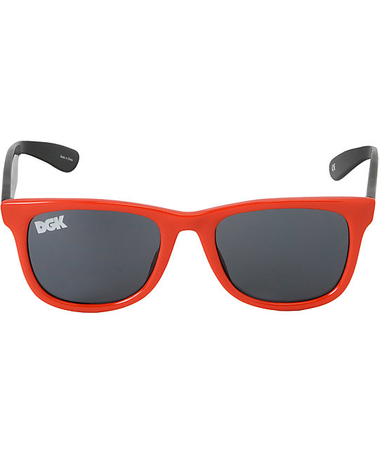 DGK I Love Haters Red Shades