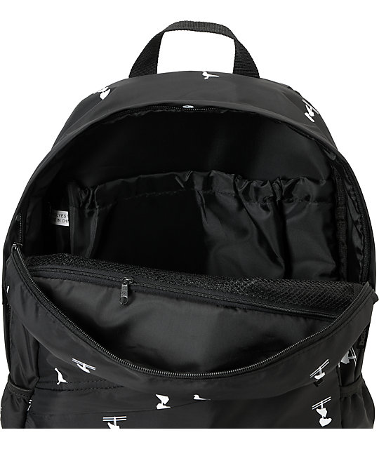 DGK Iconic Print Black Angle Laptop Backpack