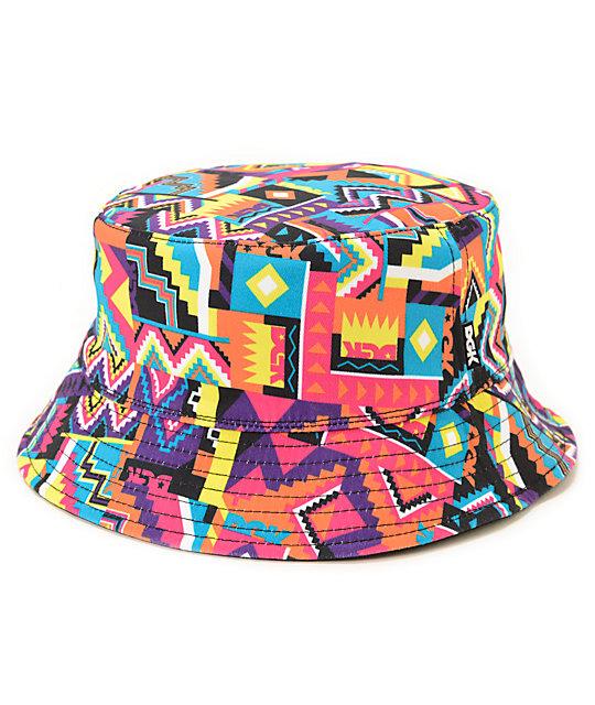 be314b92c8041 ... DGK Summer In The City Reversible Bucket Hat