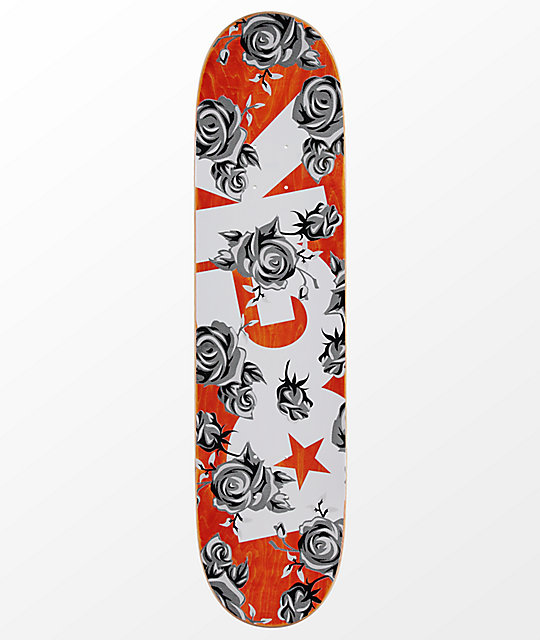 "DGK Vaughn Murked 7.8"" Skateboard Deck"
