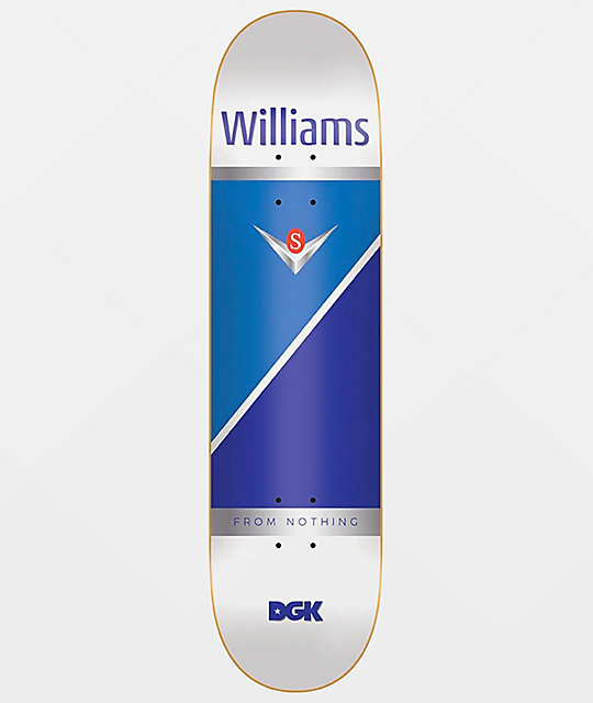 DGK Williams Ashes To Ashes 8.38