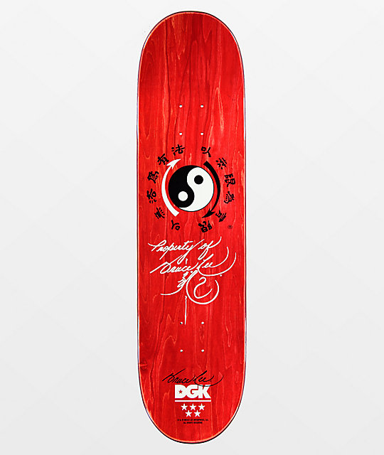 DGK x Bruce Lee Nunchucks 8.25