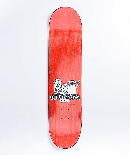 DGK x Otter Pops All Of Us 7.75