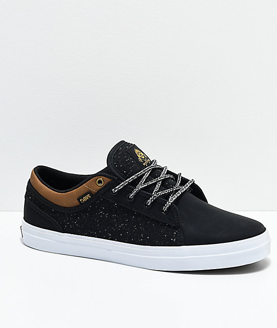 Black DVS Aversa Shoe