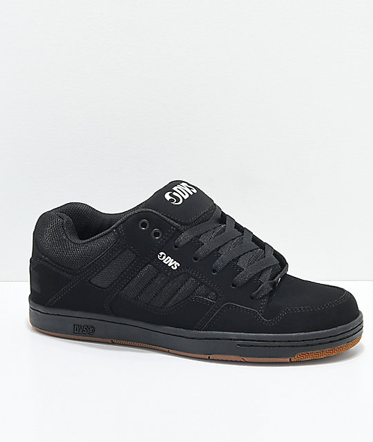 DVS Enduro 125 Black Gum Skate Shoes 2018 Brand Casual Shoes Female 286283