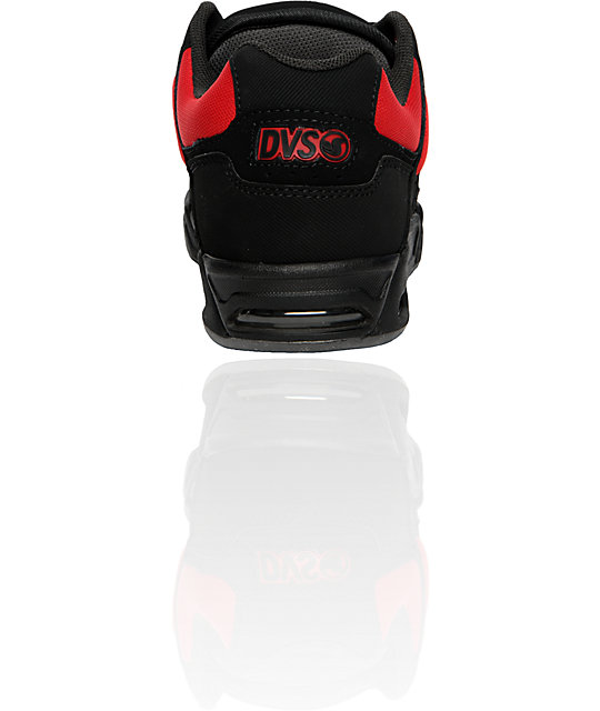 DVS Enduro Heir Black & Red Shoes