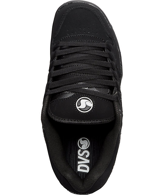 DVS Enduro Heir Black Shoes