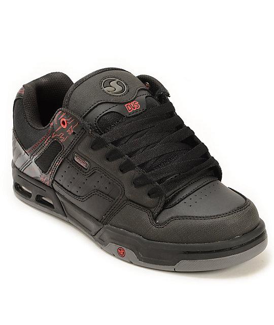 DVS Enduro Heir Leather Skate Shoes ...