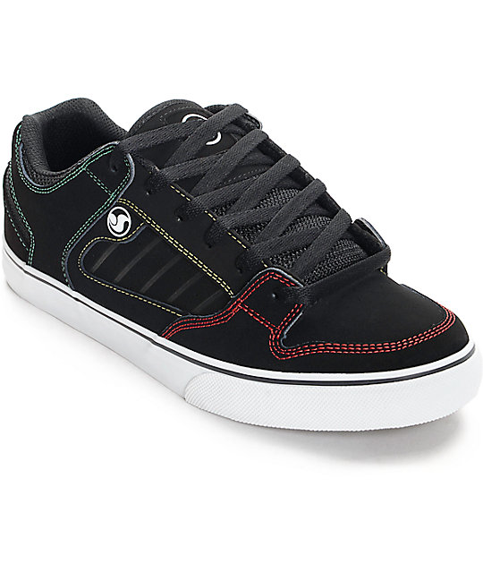 Dvs Militia Ct- Black sneakers