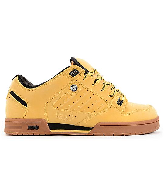 DVS Militia JJ Snow 2013 Tan Nubuck All Terrain Shoes