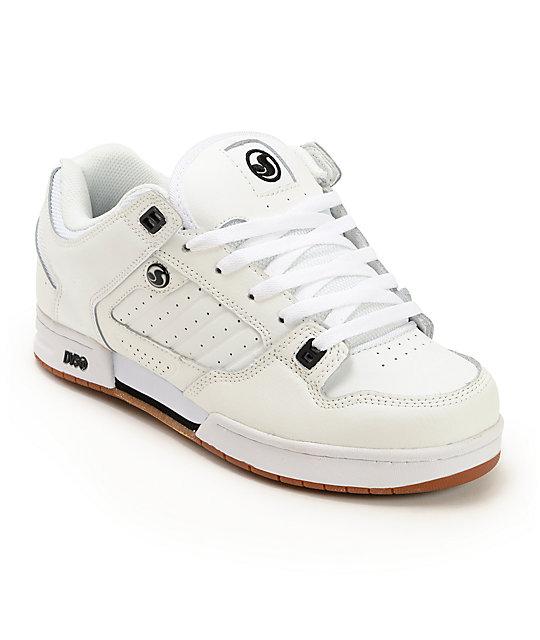 81c7a925d8da DVS Militia Leather Skate Shoes