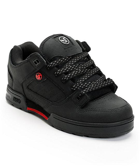 871bc4f5eb90 DVS Militia Snow Black   Gunny All-Terrain Shoes