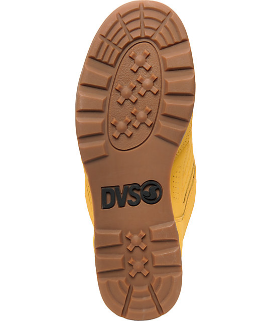 DVS Militia Tan Boot