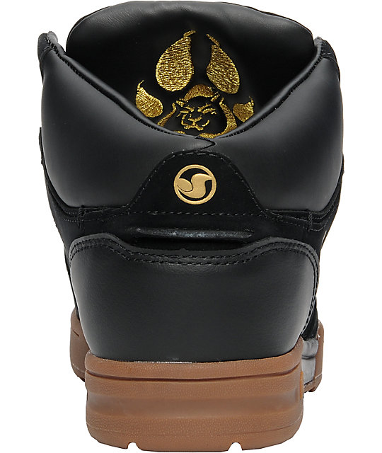 DVS Westridge Black Boot