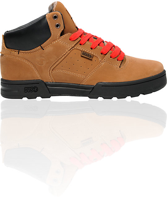 DVS Westridge Brown Boot