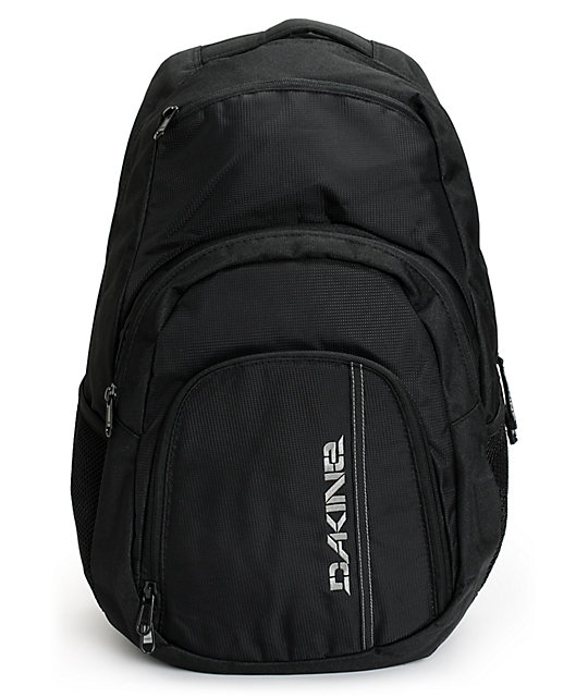 Dakine Campus 33L Black Laptop Backpack   Zumiez be9a7d065c