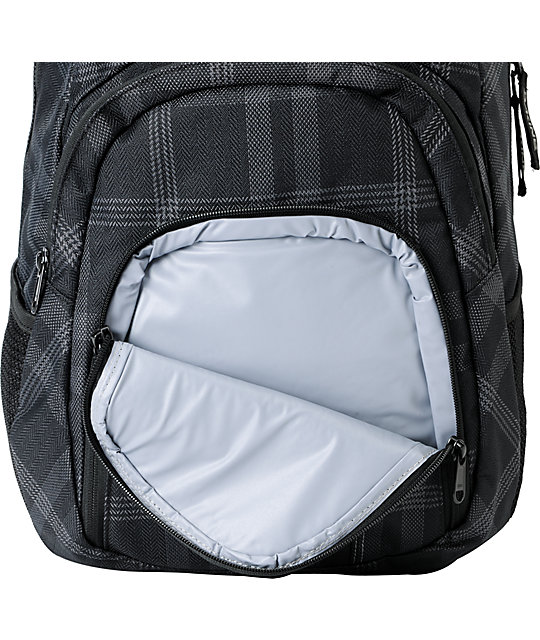 Dakine Campus LG NW Plaid Laptop Backpack