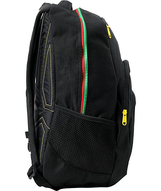 5876bee7e7abe ... Dakine Campus LG Rasta Laptop Backpack