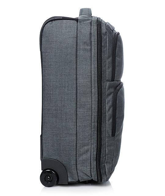 Dakine Carbon Grey Carry On Roller Bag