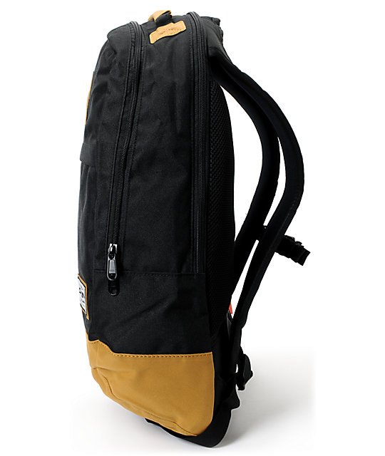 Dakine Contour Black Laptop Backpack