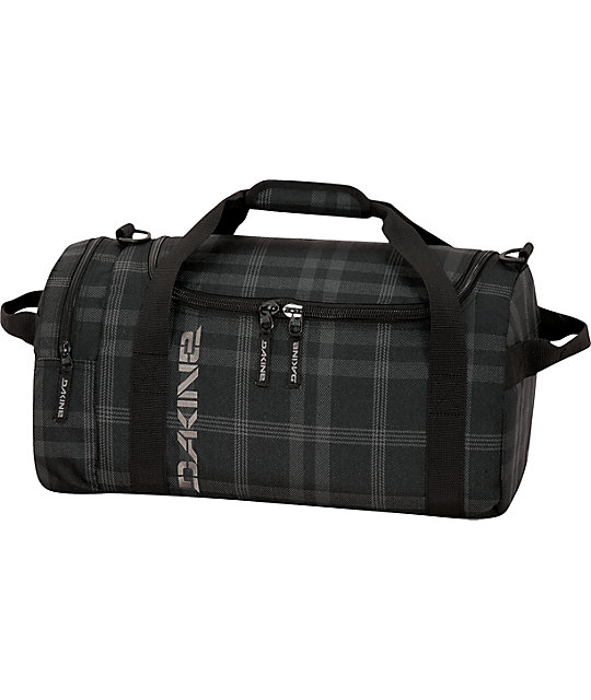 Dakine EQ Medium NW Plaid Duffel Bag