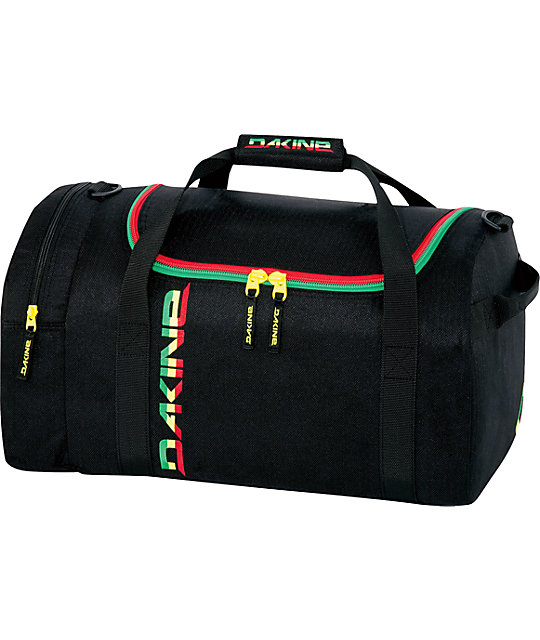 Dakine EQ Medium Rasta Duffel Bag