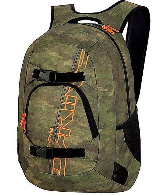 Dakine Explorer Camo Skate Backpack