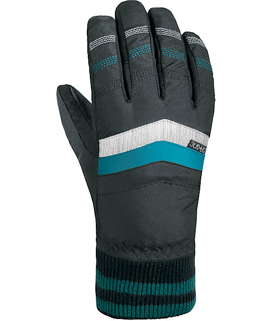 Dakine Falcon Womens Black Gloves