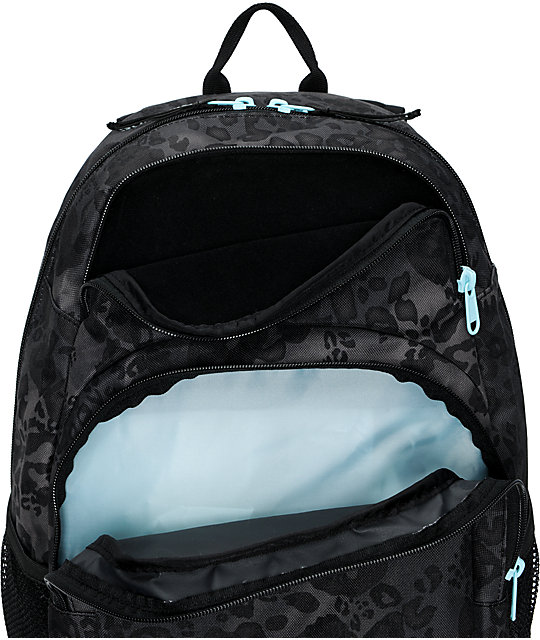 Dakine Hana Sheba Print Black & Grey Backpack