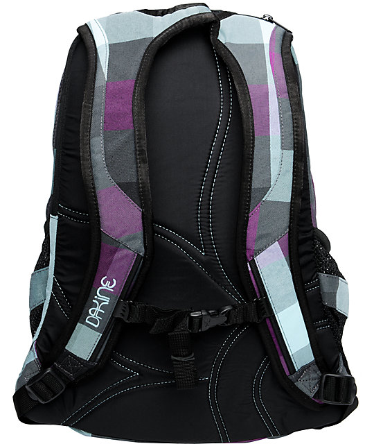 Dakine Jewel Belle Plaid Backpack