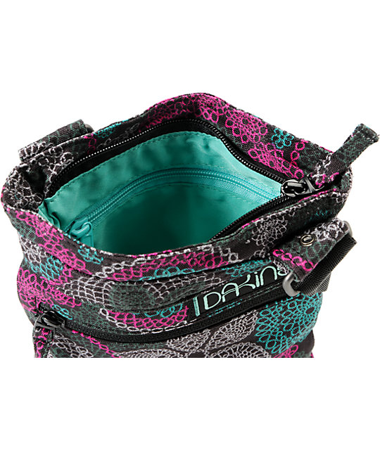 Dakine Jive 1L Crochet Shoulder Bag