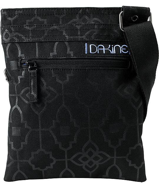 Cena obniżona 100% wysokiej jakości Cena obniżona Dakine Jive Capri Black Cross Body Shoulder Bag | Zumiez