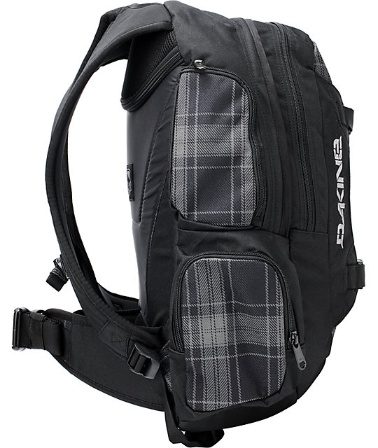 Dakine Mission Northwood Plaid Skate Backpack