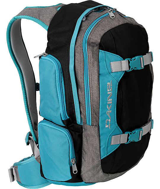 Dakine Mission Teal Backpack