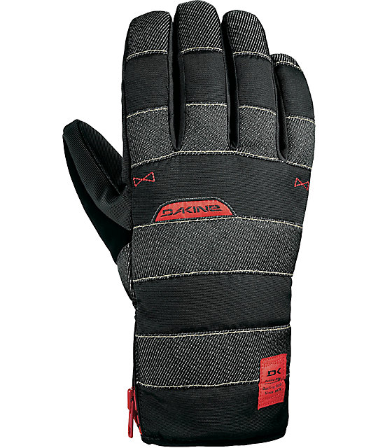 Dakine Omega Mens Denim Gloves