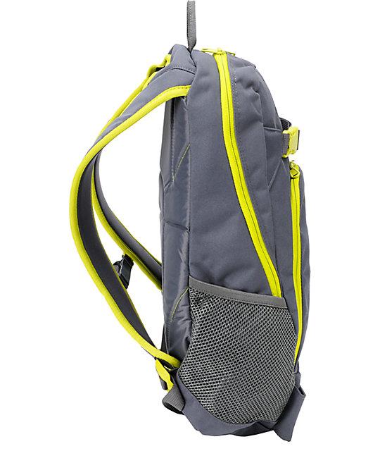 dd4bde7f7bc5f ... Dakine Pivot Charcoal   Lime Skate Backpack ...