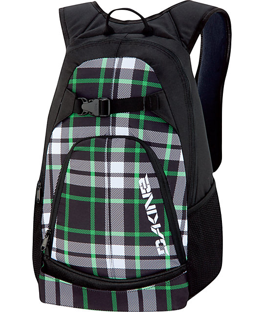 Dakine Pivot Freemont Plaid Skate Backpack