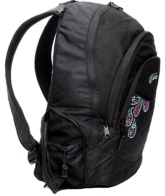 Dakine Prom Black Backpack
