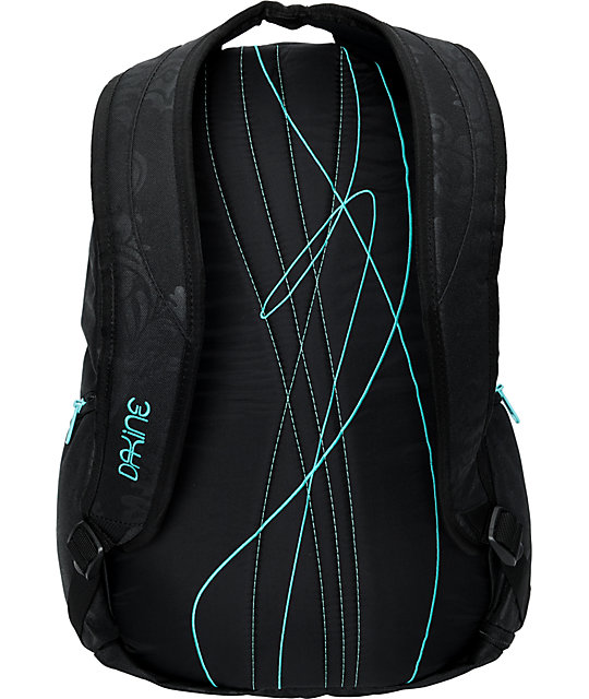 Dakine Prom Black Flourish Backpack