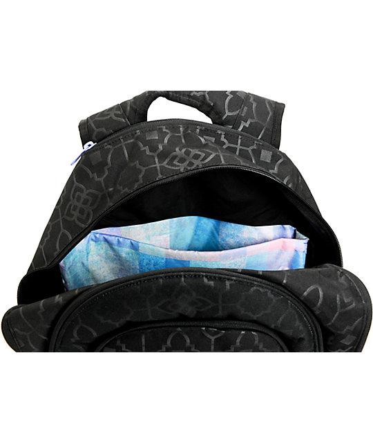 na stopach o sprzedawca detaliczny Darmowa dostawa Dakine Prom Capri Print Laptop Backpack | Zumiez