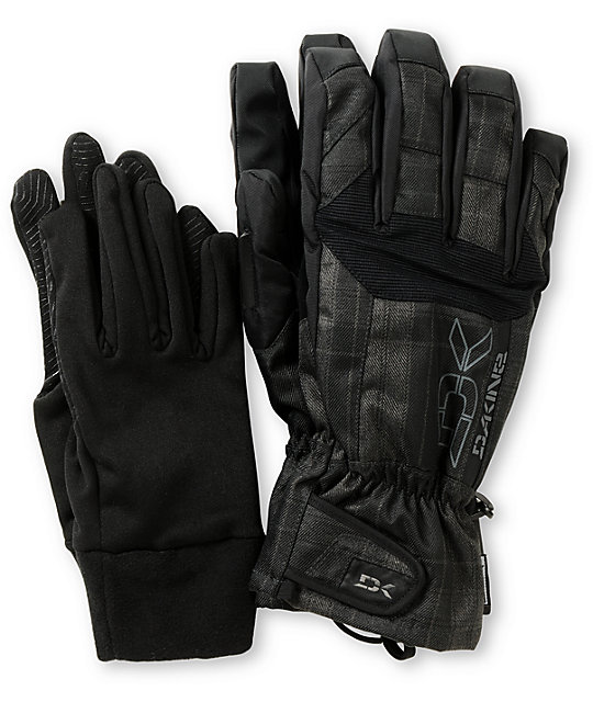 Dakine Scout Northwood Plaid Snowboard Gloves
