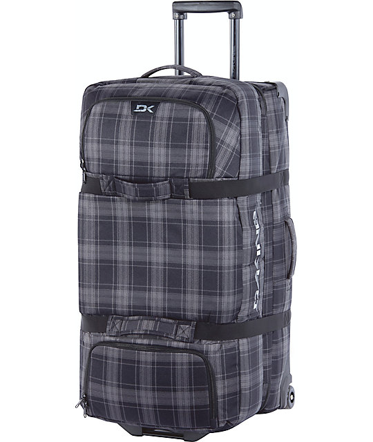 Dakine Small Split Roller Northwood Plaid Luggage