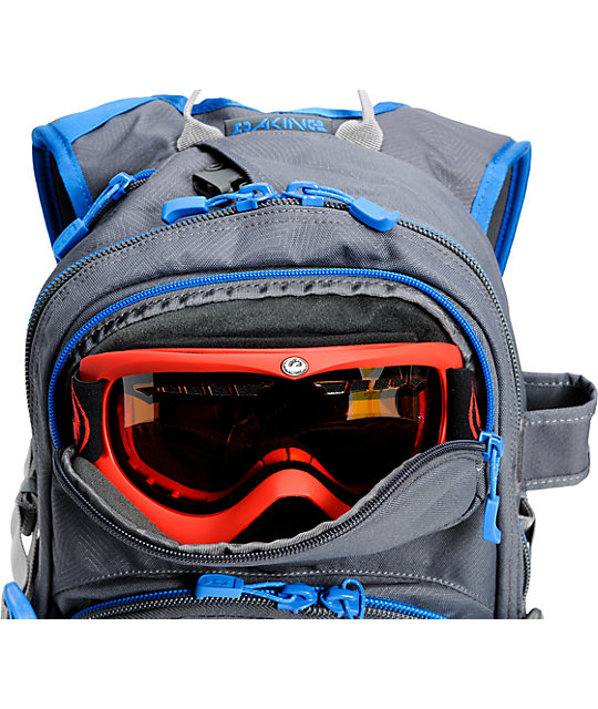 Dakine Team Heli Pro Pettit Black Snow Backpack