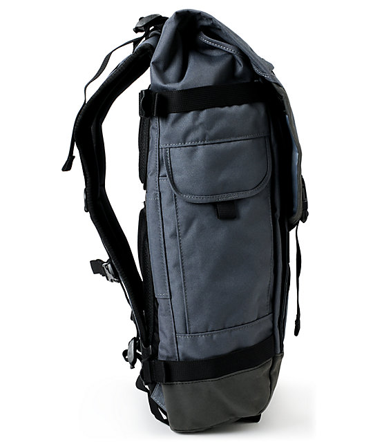 Dakine Vault Charcoal Grey Laptop Backpack